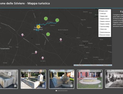 Mappa turistica – DEMO WebGIS
